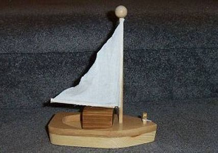 how to make a styrofoam boat that floats