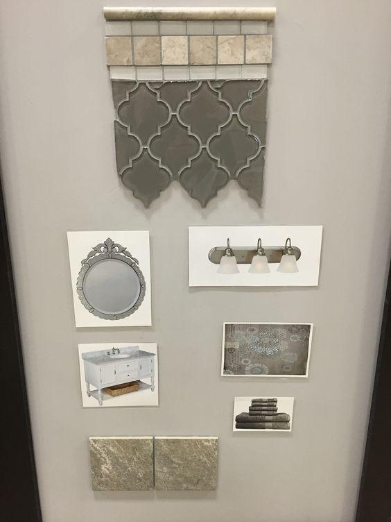 Shower Tile Option/Just the Clovers-Floor & Decor
