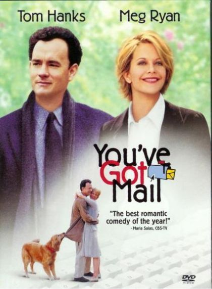 I love Tom Hanks and Meg Ryan together.