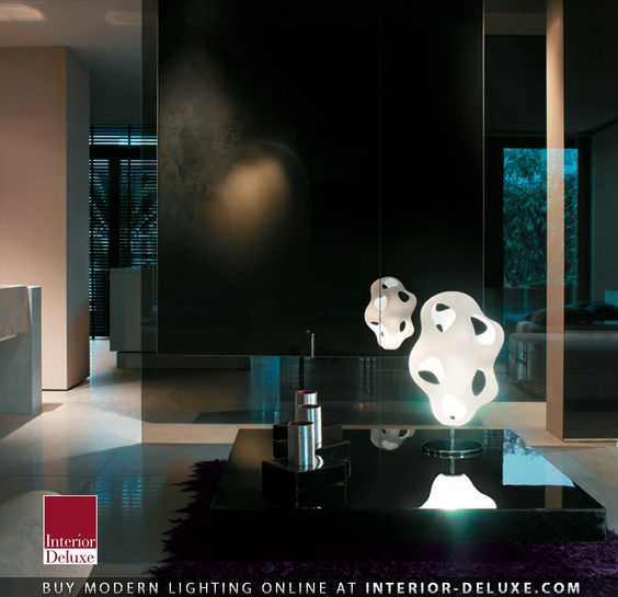 Bokka Table Lamp - Kundalini  Shop Online http://www.interior-deluxe.com/bokka-table-lamp-p2211.html  #ModernLighting #InteriorDeluxe #Kundalini