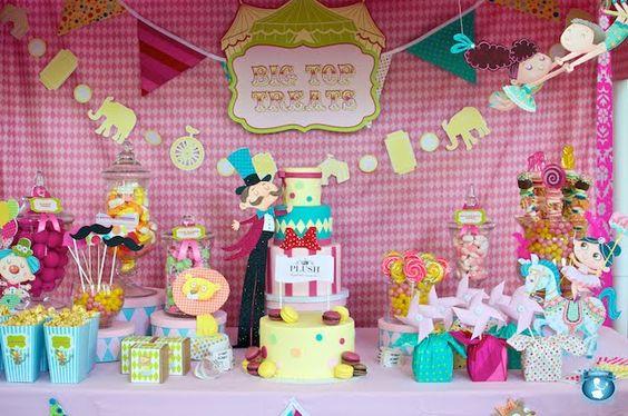 Festa do Circo: Birthday Parties, Carnival Parties, Circus Carnival, Carnival Party, Carnival Circus, Sweet Table, Party Ideas, Birthday Party