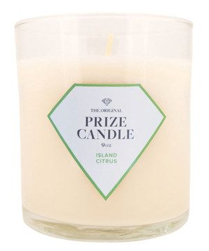 Love this Island Citrus Prize Candle by Prize Candle on #zulily! #zulilyfinds
