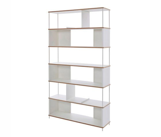 Pal shelf laquered in 20 colours 120 cm width | Architonic in 2020