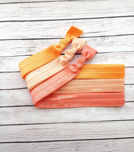 Tangerine & Carnation  Everyday Headbands