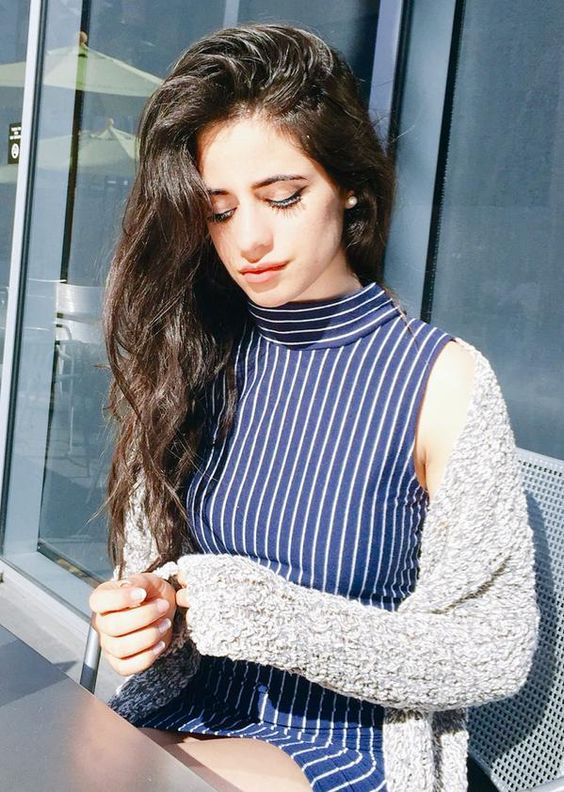 Question some things. Decisions, people I've let in. ~Camila: