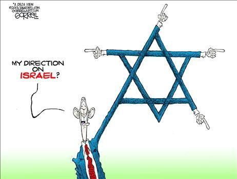 NO DIRECTION | Dec/27/16 Political Cartoons by Bob Gorrell