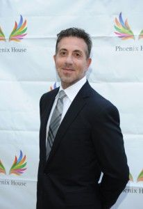 Dr. Charles J. Sophy, Medical Director for the Los Angeles County Department of Children and Family Services (DCFS), at the 9th Annual Triumph For Teens Gala in Los Angeles, California