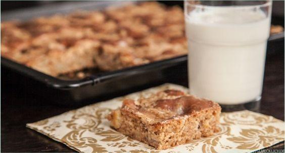 Perfekte Kombination: Apfelkuchen mit Zimtstreuseln