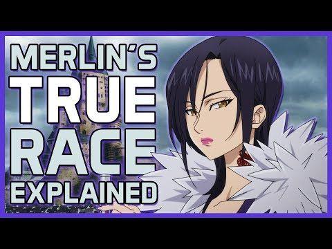 Merlin Race Explained The Seven Deadly Sins Race Revealed