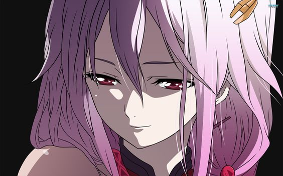 Guilty Crown Inori Yuzuriha |