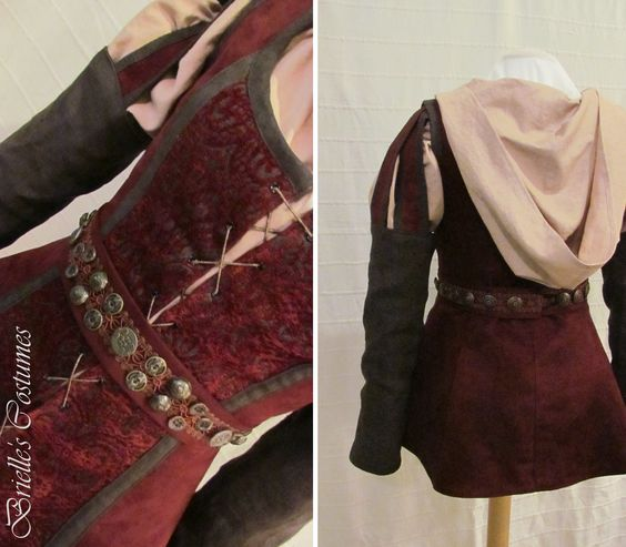 Belle (Once Upon a Time) costume replica