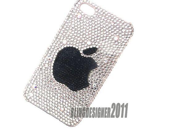 bling  crystal  diamond  hard case cover  by blingdesigner2011, $55.00