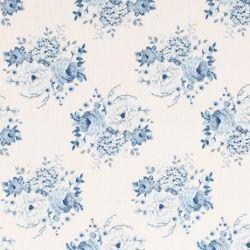 Tilda Fabric Mia in Blue