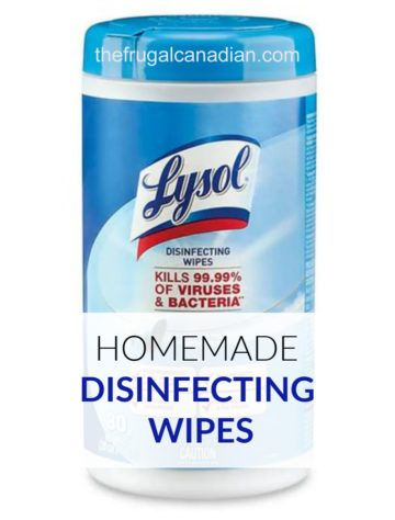 Homemade Disinfecting Wipes Diy Lysol Wipes In 2020 Wipes Diy