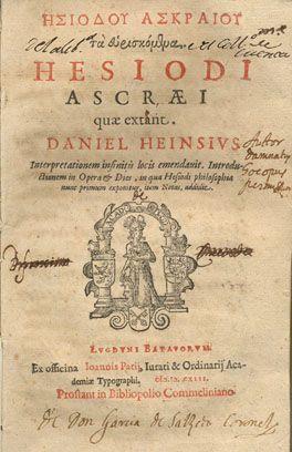 Libros de Francisco de Quevedo