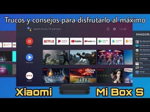 Xiaomi Mi Box S Aplicaciones Y Consejos Para Disfrutarlo Al Máximo Youtube Consejos Informática Trucos