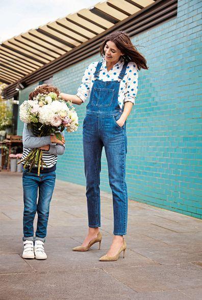 Chic et décontracté : divine en jean