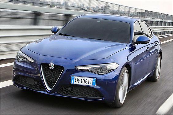 Das ist Alfa Romeos neue Limousine Giulia. Und zwar im ganz normalen Gewand. Mit ganz normalen 180-Diesel-PS. Überzeugt sie ähnlich wie die hervorragende Giulia Quadrifoglio?