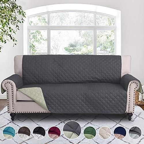 Rhf Reversible Sofa Cover Sofa Cushions For 3 Pillowcases Sofa Cover For Sofa Sofa Cover Sofa Cover For Living Room Sofa Cover For Dogs Sofa Cover Sofa Cover Sofa Gray Beige