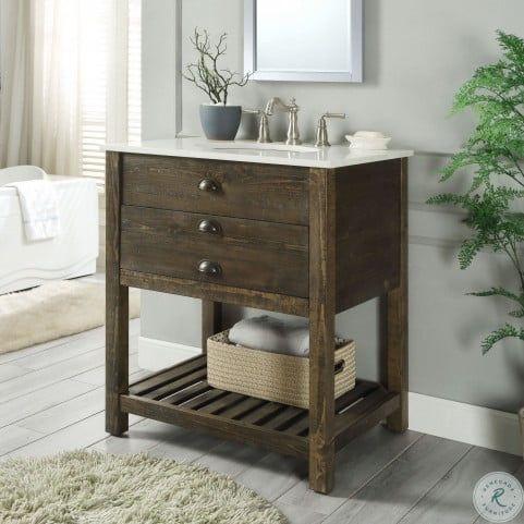 24+ Wood slat bathroom vanity type