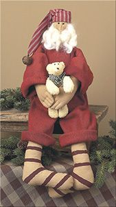 C6506 Small Goodnight Santa