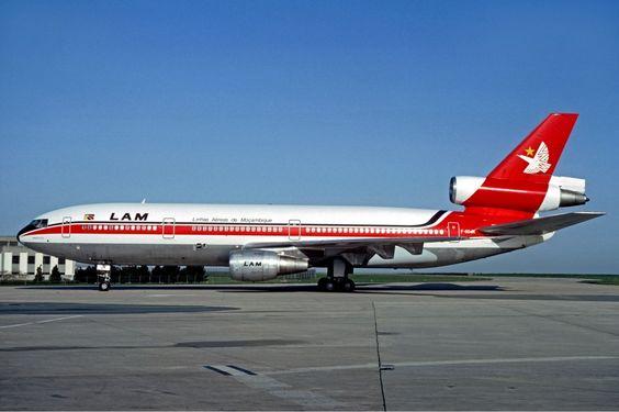 LAM Mozambique Airlines DC-10