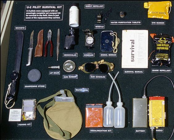 Air Force Pilot Survival Equipment Do You Need To Know