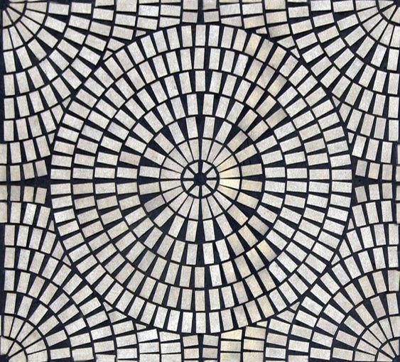 Western Inlay Floor Tile Circular Design : Pinterest the world s catalog of ideas