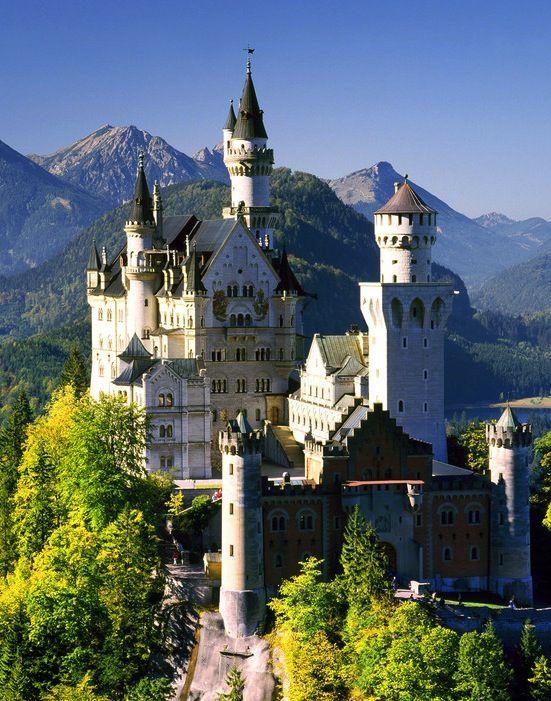 disney neuschwanstein castle and sleeping beauty on pinterest. Black Bedroom Furniture Sets. Home Design Ideas