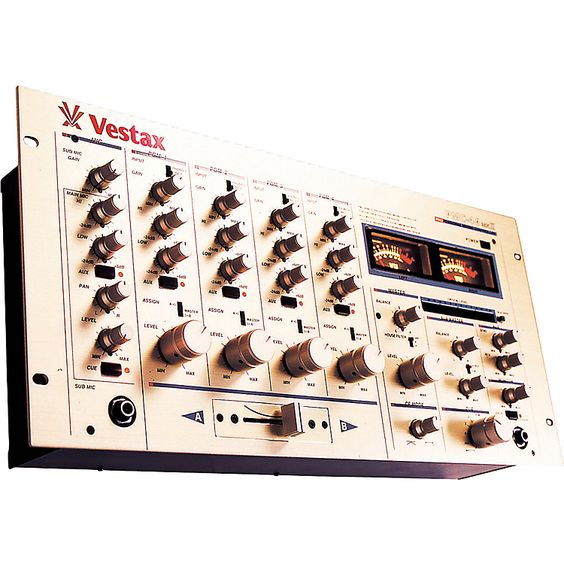 Vestax PMC-46 MKII 5