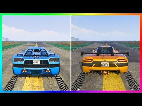 Awesome New Fastest Super Car In Gta Online The Major Problem