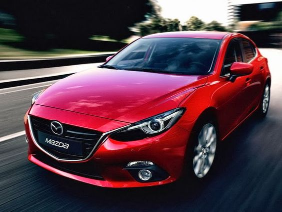 The Mazda 3 #carleasing deal | One of the many cars and vans available to lease from www.carlease.uk.com