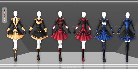 Com: Design outfit 13.1 by LaminaNati.deviantart.com on @DeviantArt