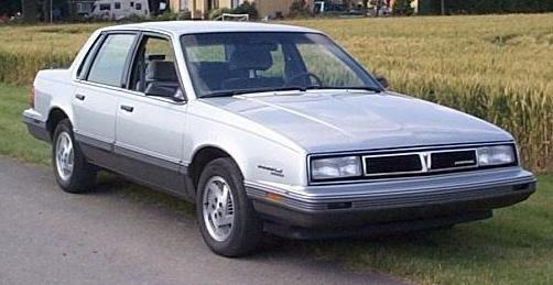 Pontiac 6000-LS