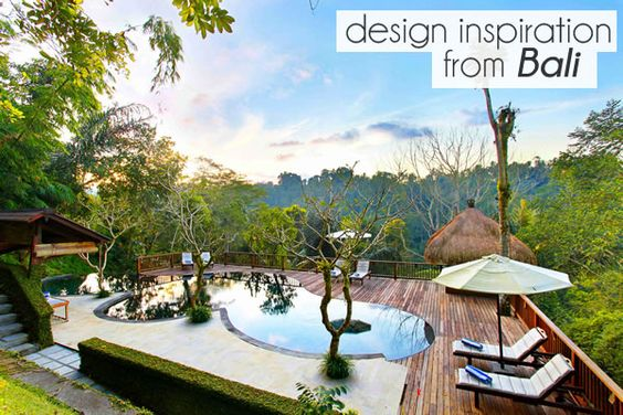 Inspiring Heavenly Resorts In Bali Island: Design Inspiration From Bali