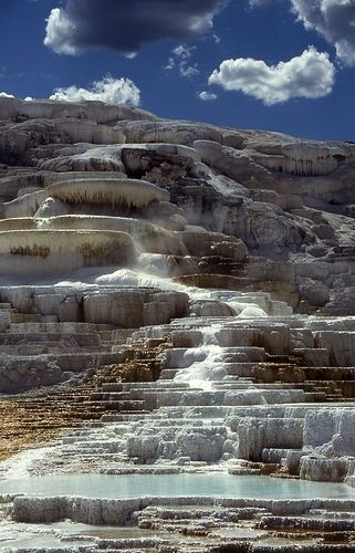 Yellowstone National Park has some of the most fascinating places ... don't you agree?