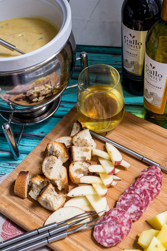 how to throw a fondue party (like they used to!) on domino.com