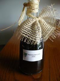 Weintrauben - Likör - Rezept
