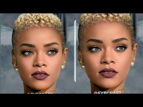 Fantastic Natural Shortcut Hairstyles For Black Women 2018 Part 1