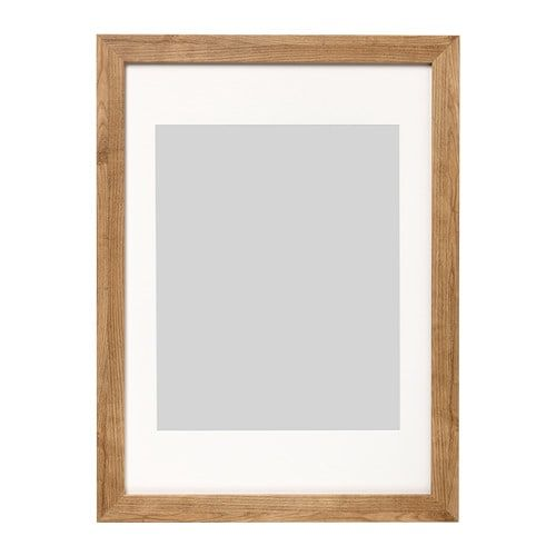 Dalskarr Frame Wood Effect Light Brown 50x70 Cm Grosse Bilderrahmen Bilderrahmen Ideen Bilderrahmen