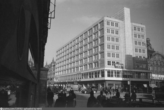1932 Haus Berolina Bilder Architektur Strasse