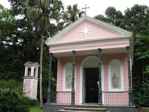 picture of Parque Nacional da Tijuca - Chapel Mayrink