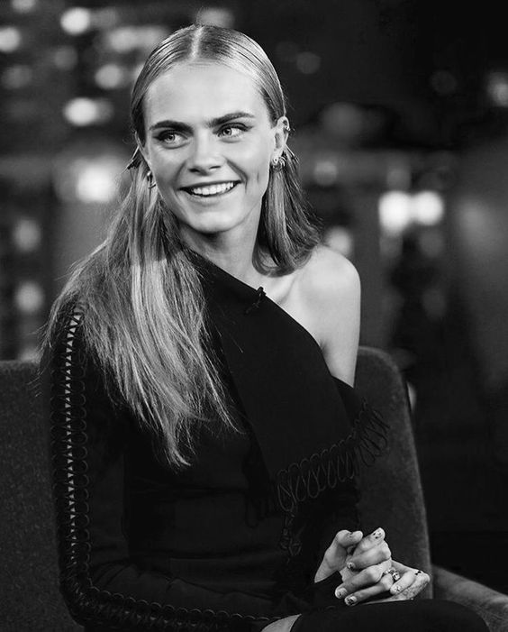Cara Delevingne ..... I love this girl....... me and the rest of the world!