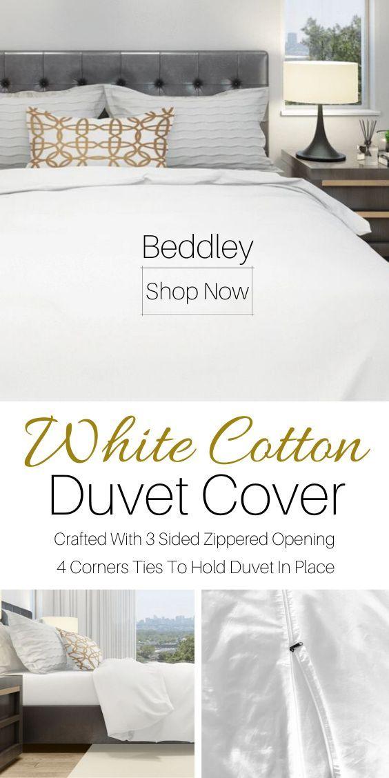 The Supreme White Duvet Cover New White Duvet Covers White Duvet Cotton Duvet Cover