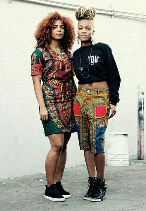 fashion, street style, black girls, ~African fashion, Ankara, kitenge, African women dresses, African prints, Braids, Nigerian wedding, Ghanaian fashion, African wedding ~DKK: