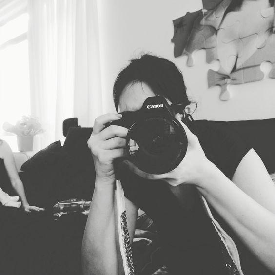 Como amo fotografar! ❤️