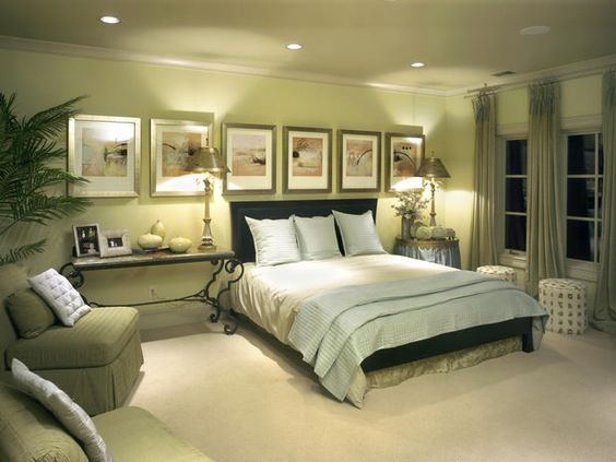 Color Trends in the Bedroom : Rooms : Home & Garden Television