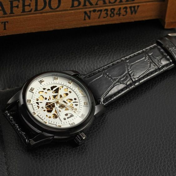 2016 Buy Skeleton Watch, Luxury Brands Best Automatic Self Winding Watches For Men Online-Forsining Watch Company Limited www.forsining.com