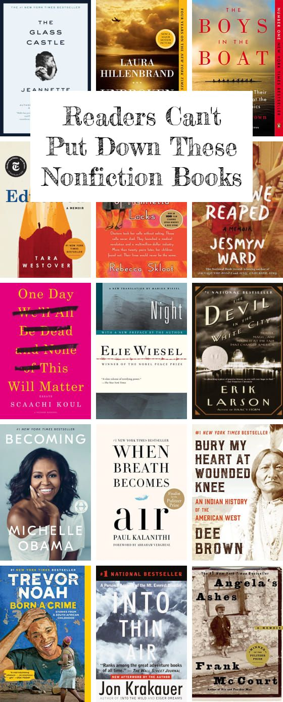 30 Nonfiction Books That Are Guaranteed To Make You Smarter Political Books Nonfiction Books Good Books