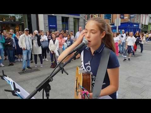 5 Seconds Of Summer Youngblood Allie Sherlock Cover Youtube